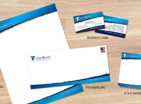 Custom, Branded Letterhead, Envelopes and More for Your Business!