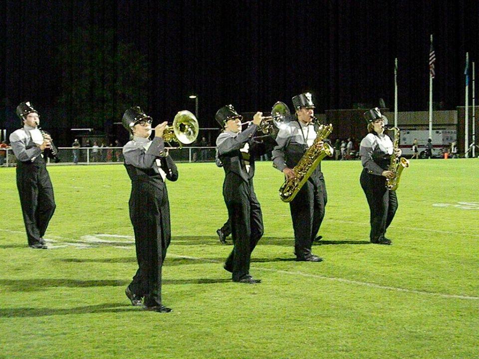 Inola Marching Band