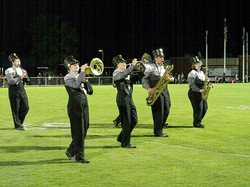 Inola Marching Band