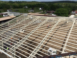 March 2015 11 for 40000 sq ft building new roof