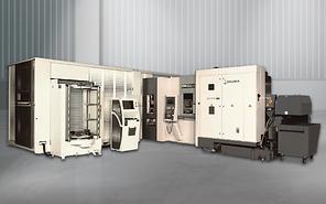 Okuma M-500H Horizontal Machining Center HP Manufacturing | Harris Pattern | Tulsa, OK
