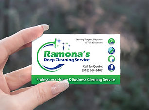 Business Card design and printing Catoosa, Tulsa, Claremore, Owasso, Broken Arrow