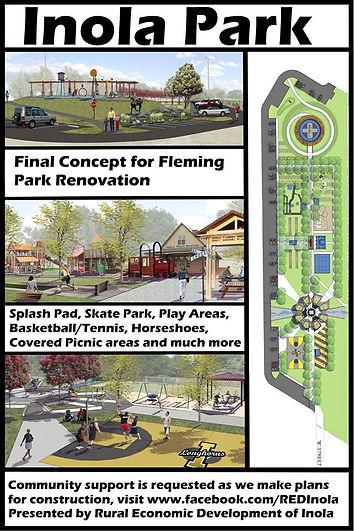 REDI Fleming Park Grant Prject
