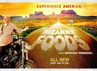 Travel Channel's Bizarre Foods Showcases Calf Fries in Vinita, OK