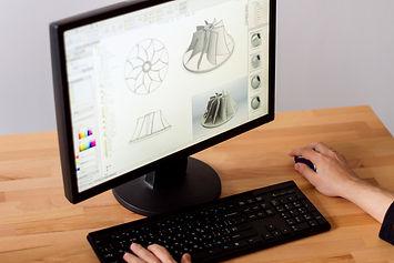 CAD Programming for CNC - 3D | HP Mfg | Harris Pattern | Tulsa, OK