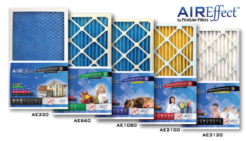 AirEffect Air Filters by Firstline Filters