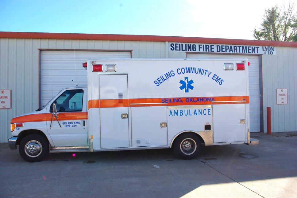 Seiling Fire Department
