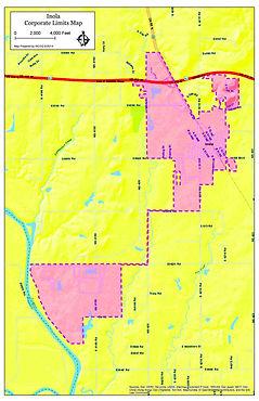 Inola Oklahoma Map.Maps Of Inola Ok