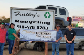 Frailey's Recycling