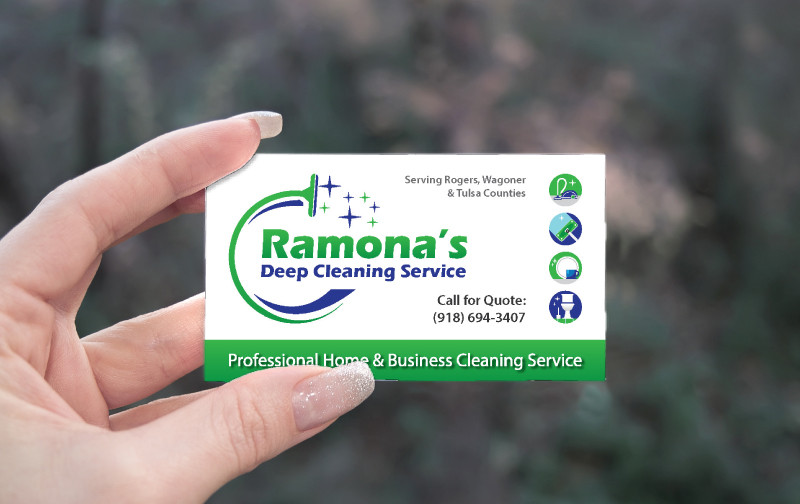 New business card design from Trigger-Switch Marketing