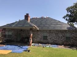 New Moisture Barrier - Roofing