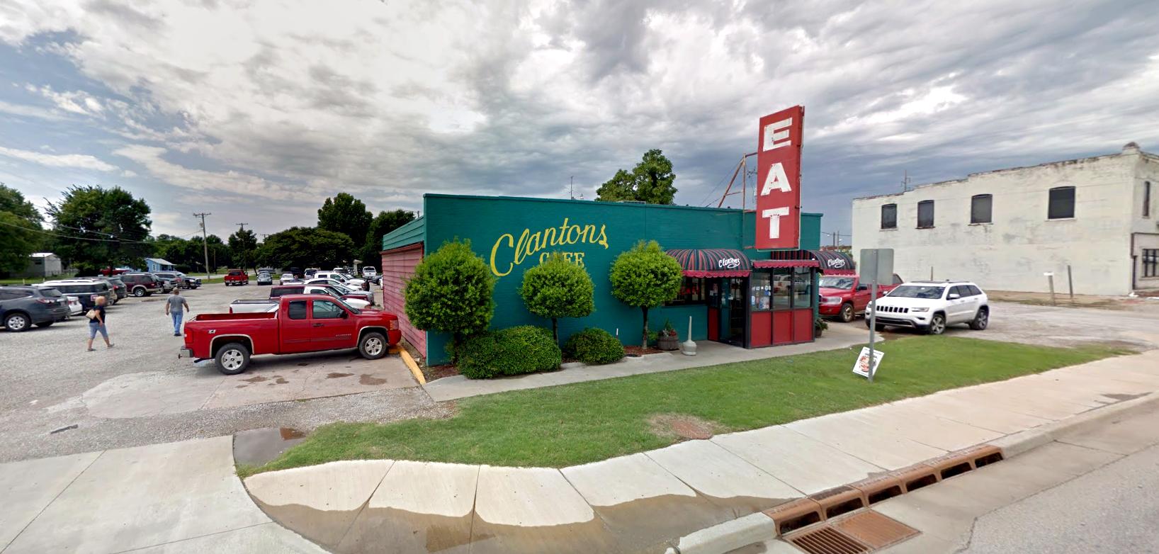 Clantons Cafe-Vinita-OK