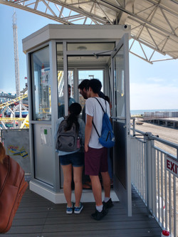 Operations Tour of Runaway Tram