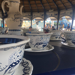 Teacups at Morey's Piers
