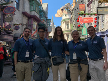 """""""Taking a Ride with Theme Park Engineers"""" by Emanual Marquez"""