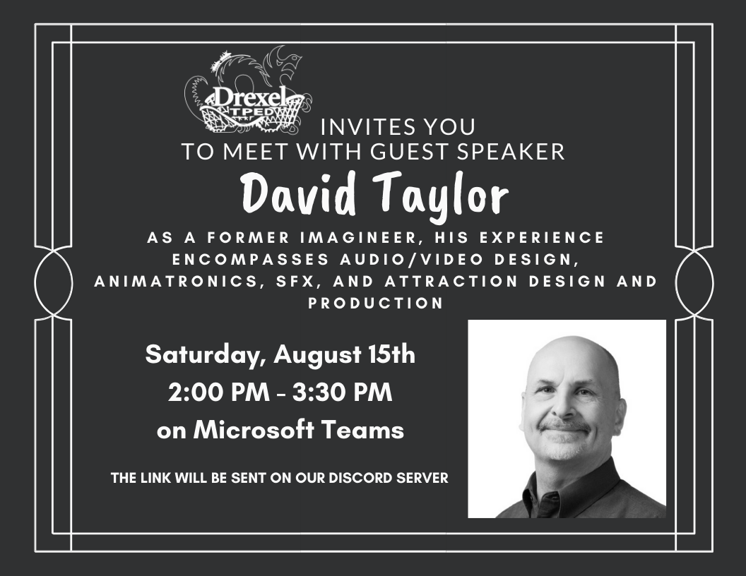 Microsoft Teams with David Taylor Summer 2020