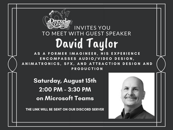 Meet David Taylor on Microsoft Teams