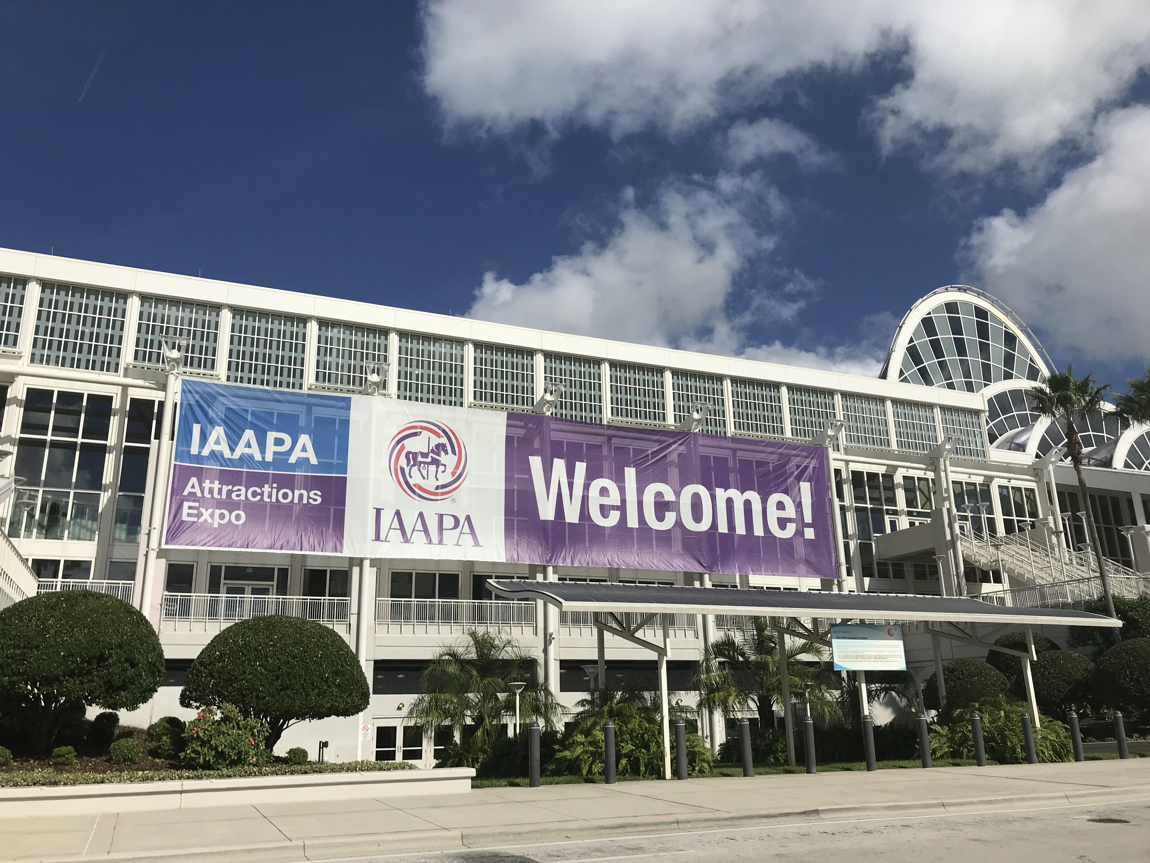 IAAPA Fall 2018