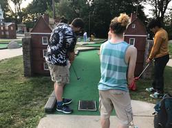Franklin Square Mini-Golf Summer 2019