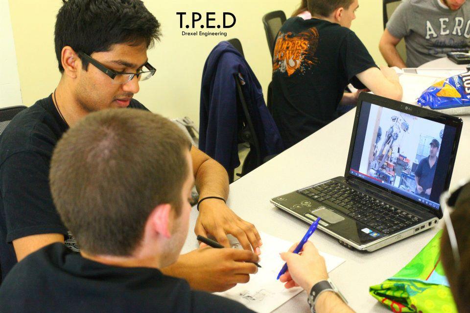Conducting Research on Animatronics