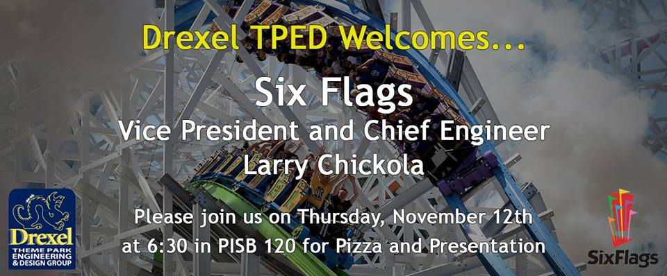 TPED Welcomes Larry 2015