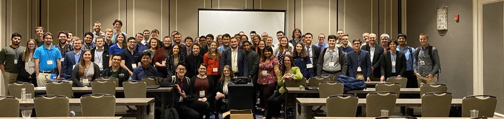 Students at ASTM F24 Winter 2020