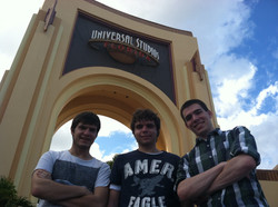 TPED at Universal 2012