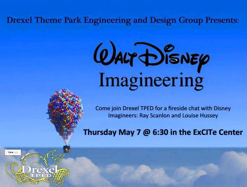 TPED Welcomes Disney Imagineers 2015