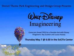 TPED Welcomes Disney Imagineers 2015