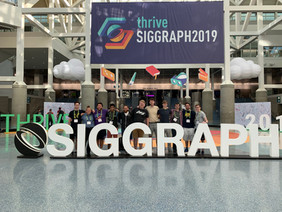 Project VROOM at SIGGRAPH 2019