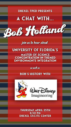 TPED Welcomes Bob Holland