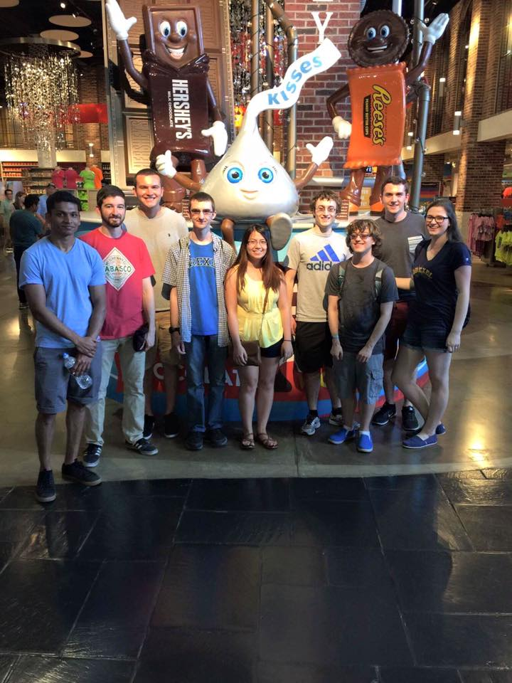 Hershey Park Behind-The-Scenes Tour