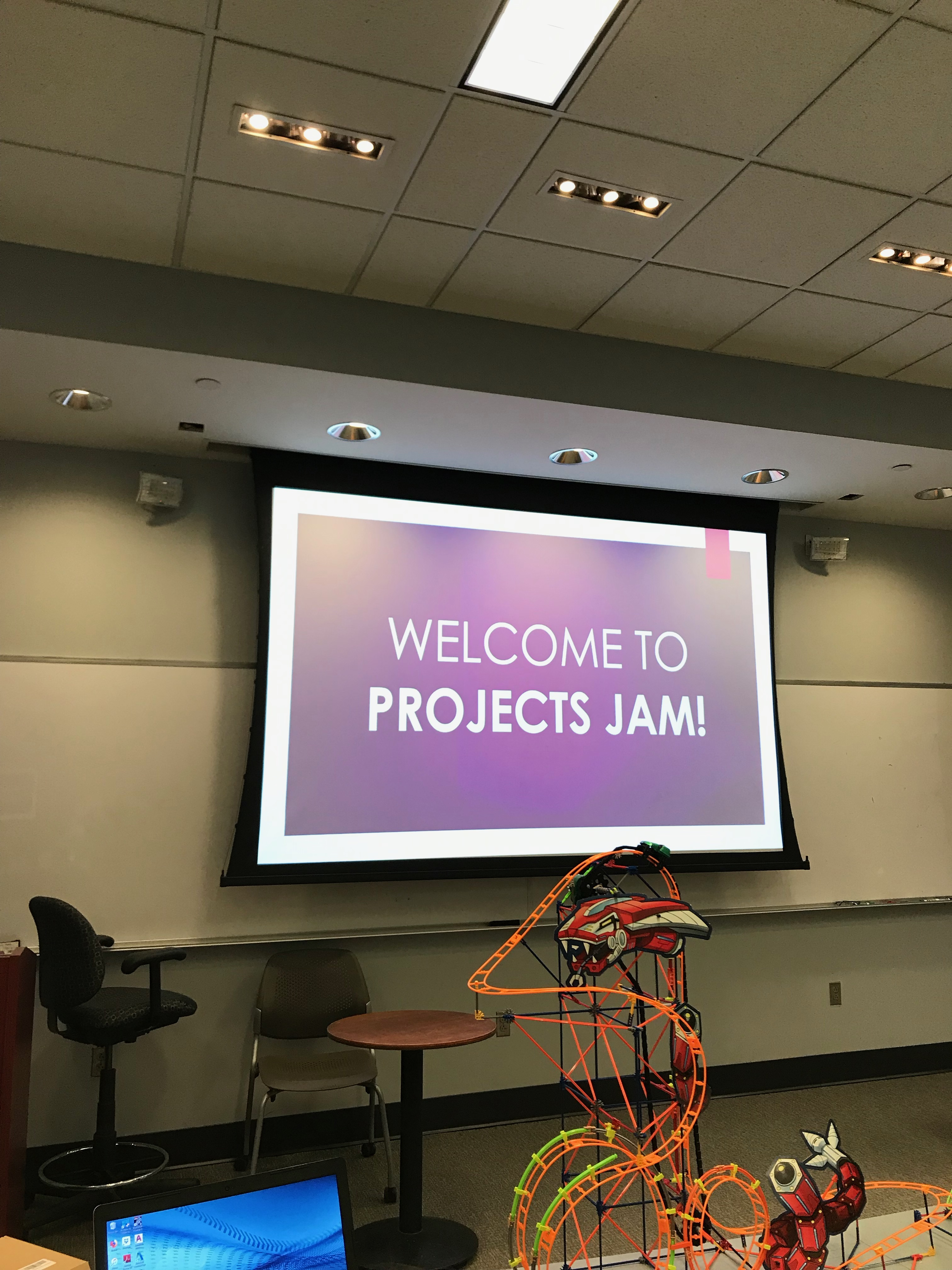 Projects Jam Fall 2018
