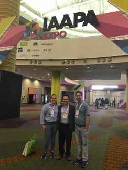 Alumni Meetup at IAAPA 2019