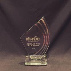 Drexel TPED's RITDC 2018 Trophy
