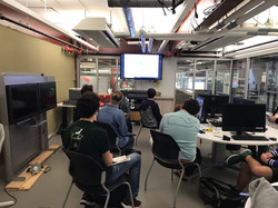 Discussing Solidworks Model