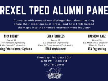 Drexel TPED Alumni Panel