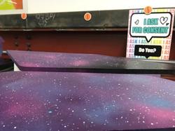 Drying Spray Paint