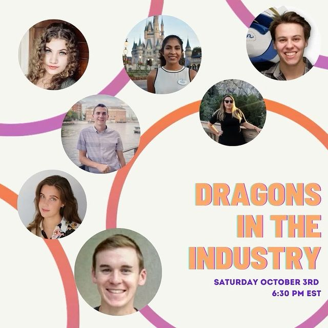 Dragons in the Industry 2020