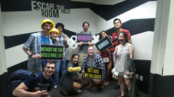 Escape The Room Philly 2018