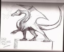 Brainstorming for Animatronic Dragon