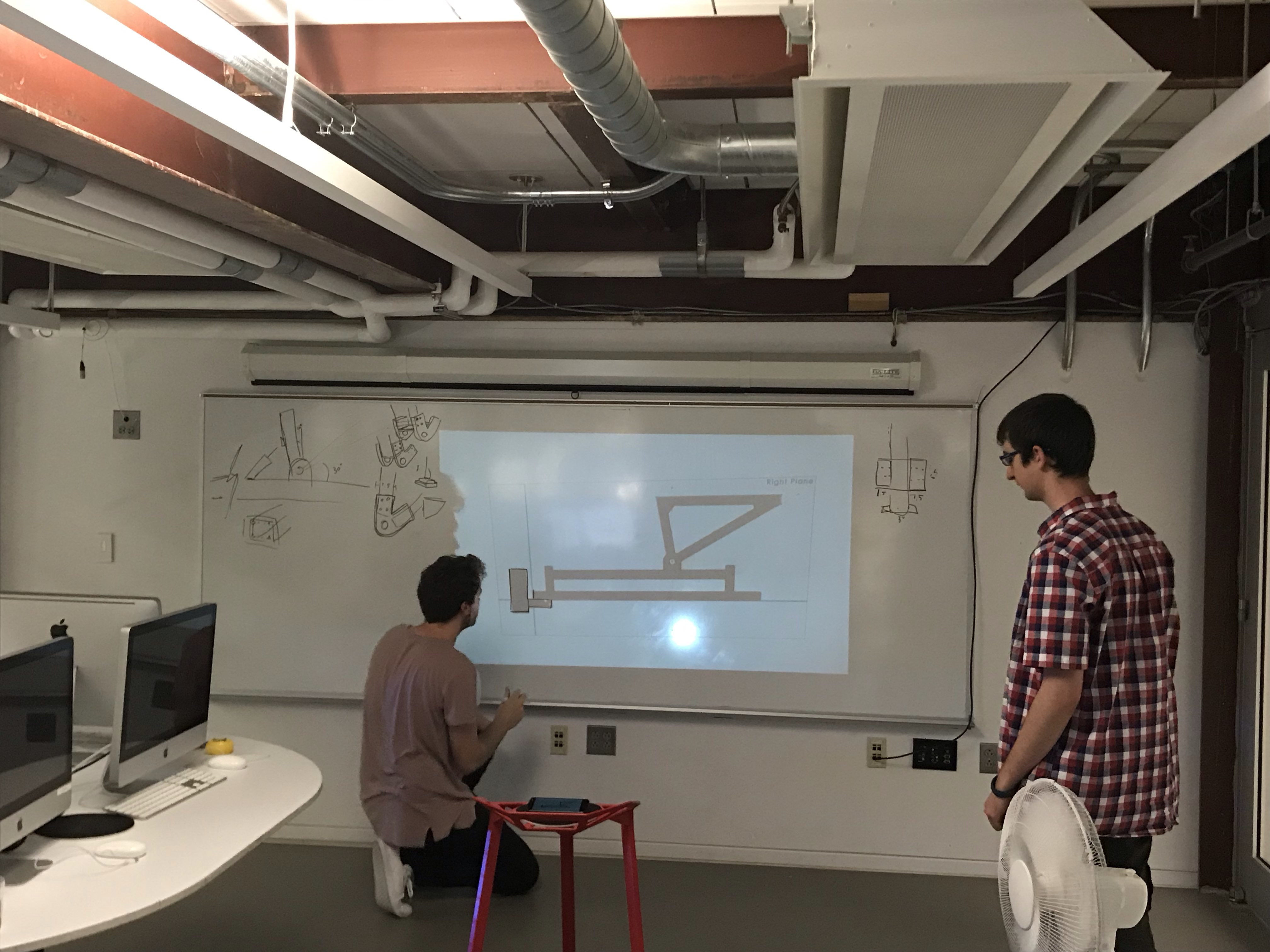 Designing Mechanical Frame