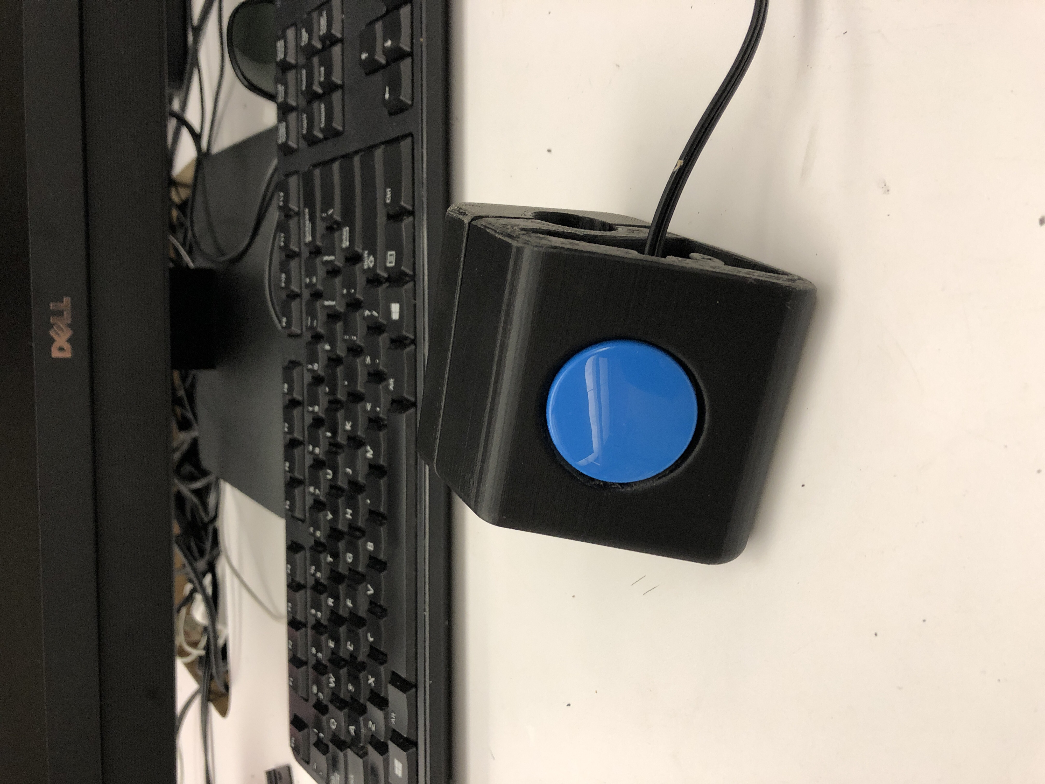 3D Printed Housing for Xbox Button