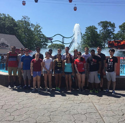 Six Flags: Great Adventure 2016