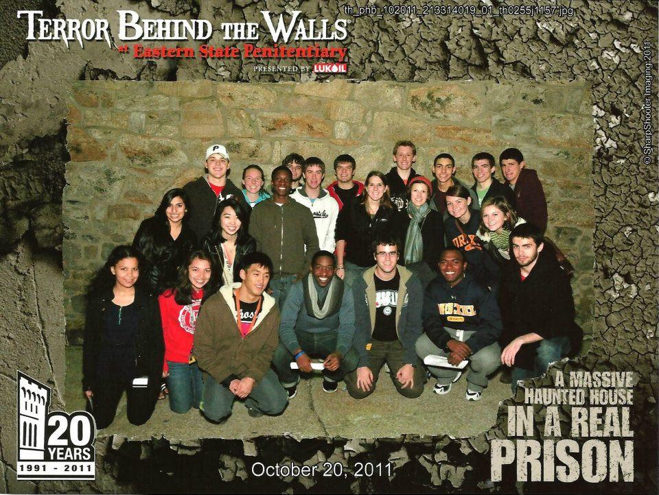 Terror Behind the Walls 2011
