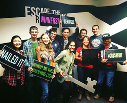 Escape The Room Philly 2016