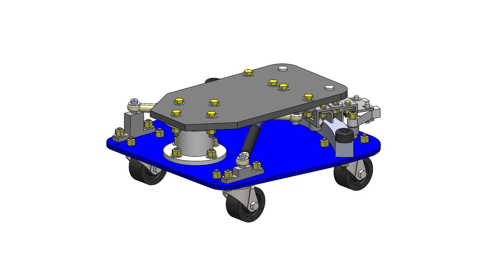 Drift Car Ride SolidWorks Model