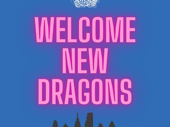 Welcome New Dragons