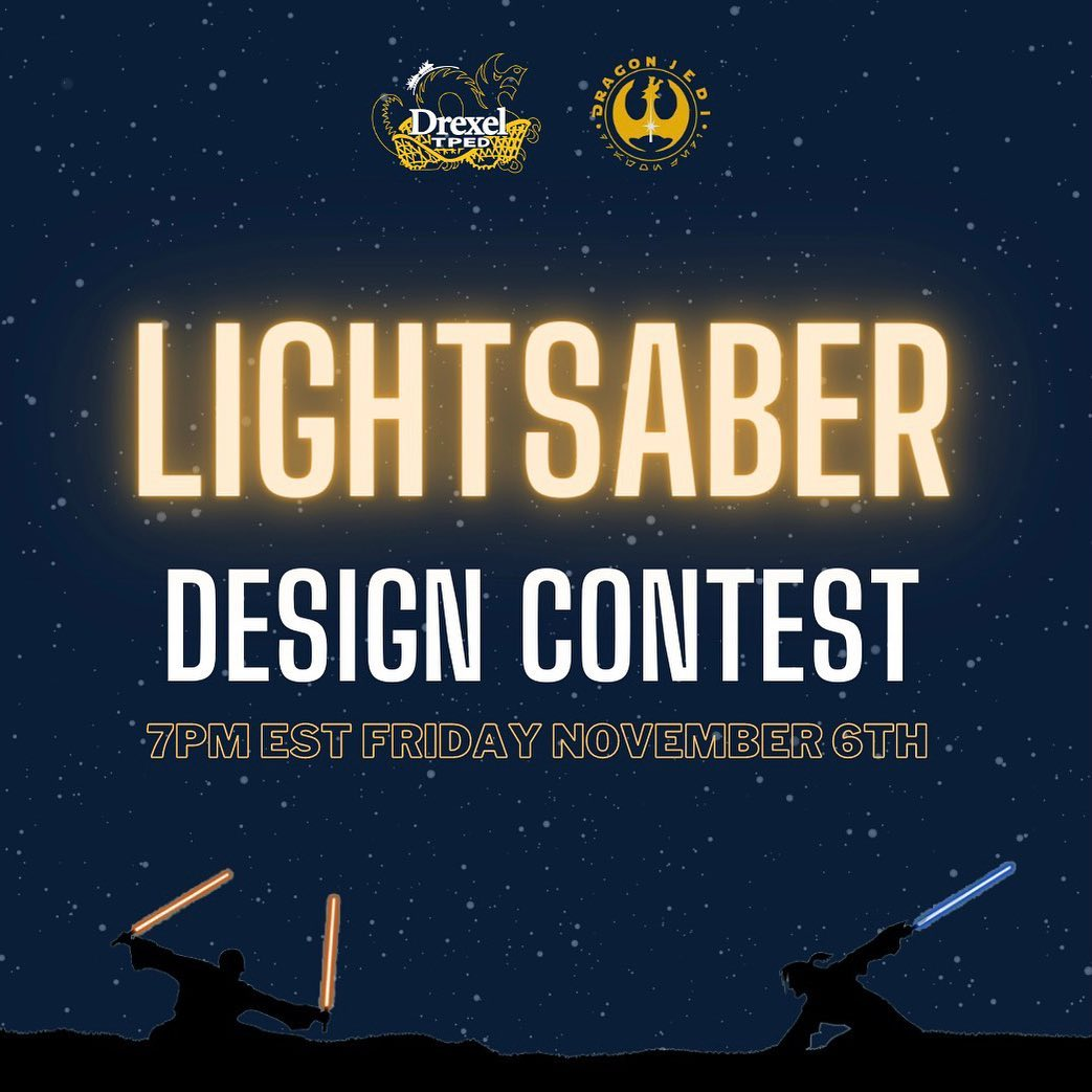 Lightsaber Design Contest