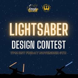 Lightsaber Design Contest